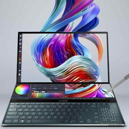 Asus ZenBook Pro Duo UX481F
